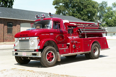 LOVINGTON  ENGINE 3  FORD F-950 - TOWERS