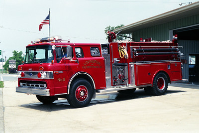 LOVINGTON ENGINE 5