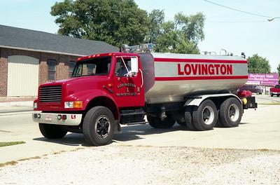 LOVINGTON  TANKER 1  IHC 4900