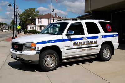 SULLIVAN FPD  CAR M-5