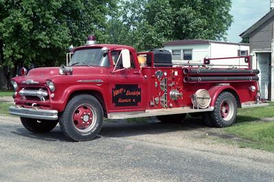 BARDOLPH   ENGINE 3  1956 CHEVY - ALEXIS  750-500