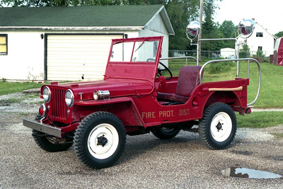 BUSHNELL  WILLYS JEEP
