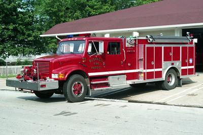 BUSHNELL  ENGINE 6  1991 IHC 4900 - ALEXIS  1000-1500