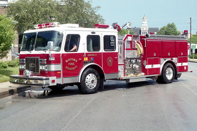 MACOMB   ENGINE 2  E-ONE CYCLONE II