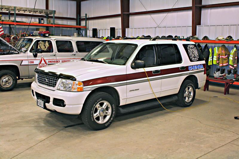 CHENOA EMS CHASE CAR