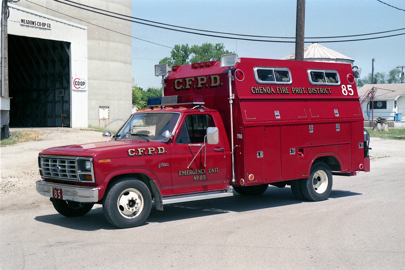 CHENOA  RESCUE 85  FORD F