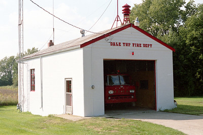 DALE TOWNSHIP FPD  FIRE STATION 2  SHIRLEY
