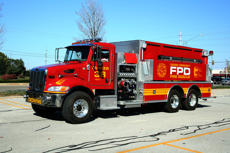 DOWNS FPD  TANKER 38