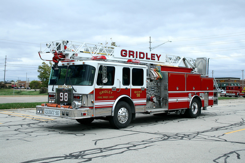 GRIDLEY QUINT 98