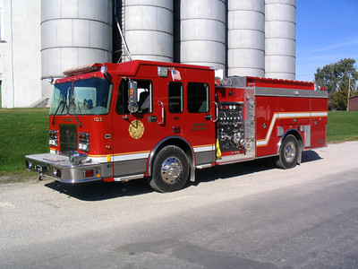 HUDSON FPD ENGINE 102
