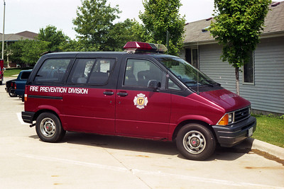 CAR 17   FIRE PREVENTION   FORD