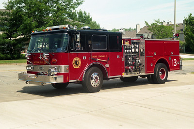 NORMAL ENGINE 13   PIERCE ARROW