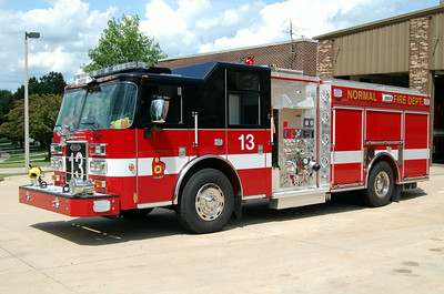 NORMAL  Engine 13  2014 Pierce Saber  27223  1250gpm-500gbt-30gal Foam  Vin   EA014480    BILL FRICKER PHOTO