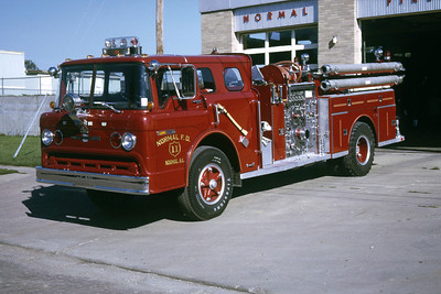 NORMAL ENGINE  1972 FORD - ALF  1000-  RON HEAL PHOTO