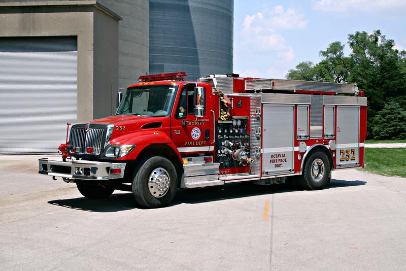 OCTAVIA FPD - CROPSEY  ENGINE 232