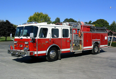 ARROWSMITH - SAYBROOK FPD ENGINE 171