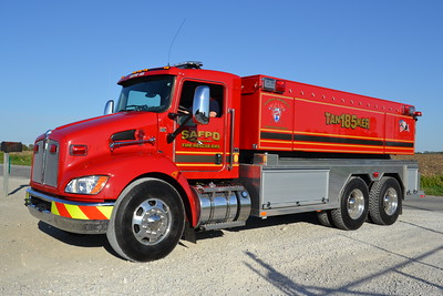SAYBROOK  TANKER 185  2016 KENWORTH - FOUTS BROTHERS  125-3000  BILL FRICKER PHOTO