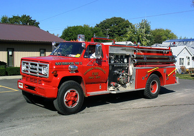 ARROWSMITH - SAYBROOK FPD ENGINE 173