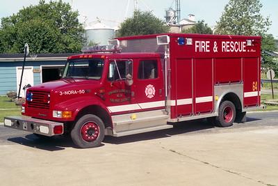 TOWANDA  SQUAD 64  1997 IHC 4900 - ALEXIS   #S-543