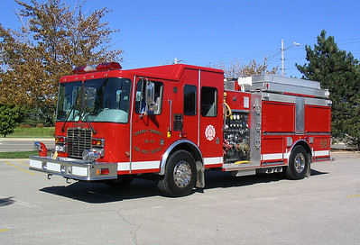TOWANDA  ENGINE 66  2002 HME 1871P - SMEAL  1000-1500-50A   # 202220