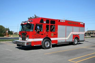 TOWANDA    SQUAD 64  2011 SPARTAN MTERO STAR - CUSTOM FIRE   #11IL01