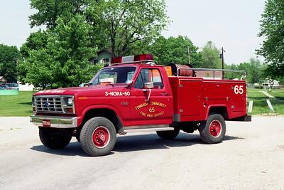 TOWANDA  BRUSH 65  1986 FORD - FD BUILT  250-300