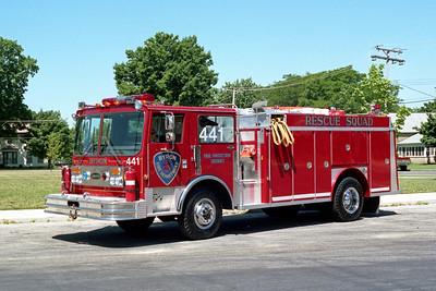 BYRON FPD  SQUAD 441  1981  SPARTAN - E-ONE   250-300
