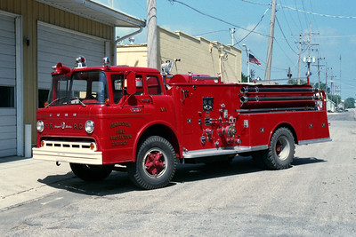 FORRESTON ENGINE 1  1965  FORD C850 - ALEXIS  500-750