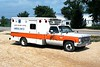 LEAF RIVER AMBULANCE  1-F-14  1975 CHEVY - MODULAR