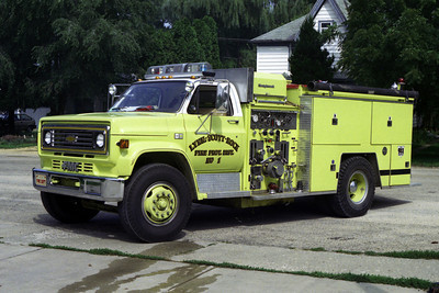 ENGINE 1  CHEVY C70 - GRUMMAN