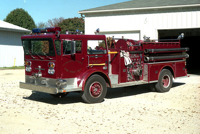 LYNN SCOTT ROCK ENGINE 5009  ALFCO PIONEER