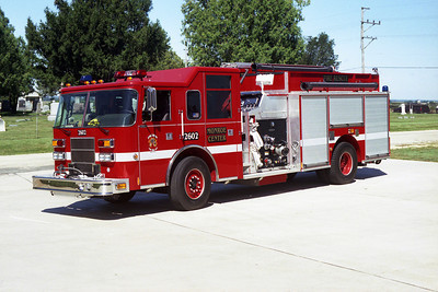 MONROE CENTER ENGINE 2602