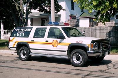 MT MORRIS CAR 5790