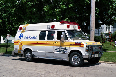 MT MORRIS AMBULANCE 11