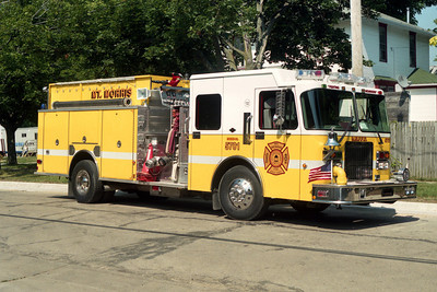 MT MORRIS ENGINE 5701