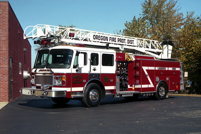 OREGON LADDER 1