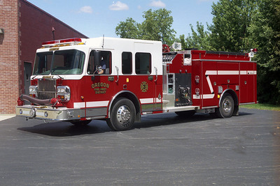 OREGON FPD ENGINE 3