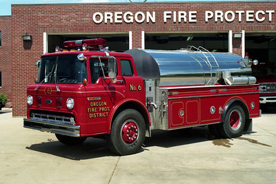 OREGON TANKER 6  FORD C