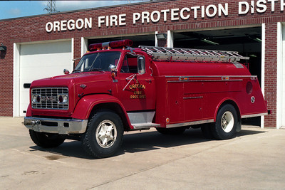 OREGON TANKER 2