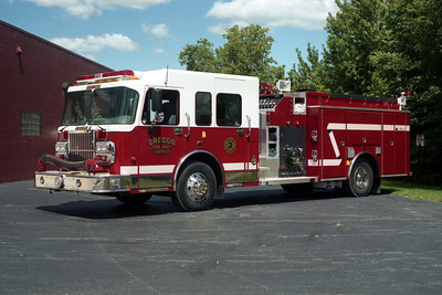 OREGON ENGINE 3  SPARTAN