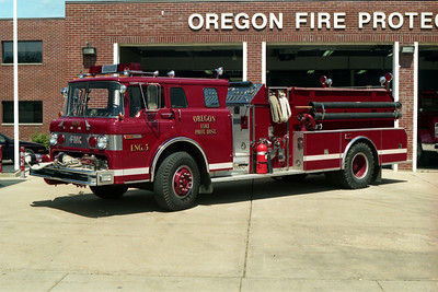 OREGON ENGINE 3  FORD C