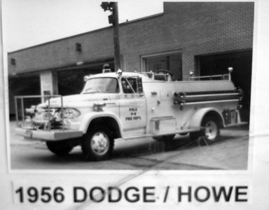 POLO ENGINE  1956 DODGE-HOWE