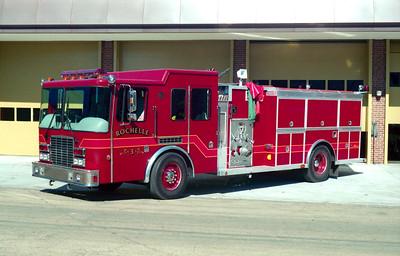 ROCHELLE  ENGINE 3  1995 HME 1871 - ALEXIS  1250-750