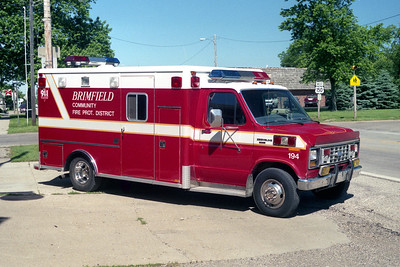 BRIMFIELD RESCUE 194