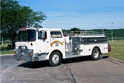CATERPILLAR FD MOSSVILLE  ENGINE 1  MACK CF