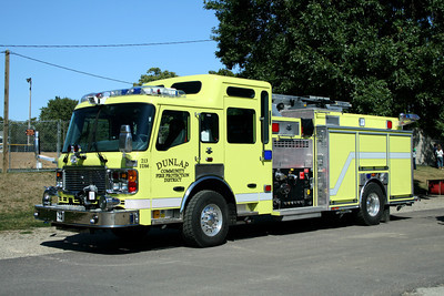 DUNLAP FPD ENGINE 213 PHOTO 2