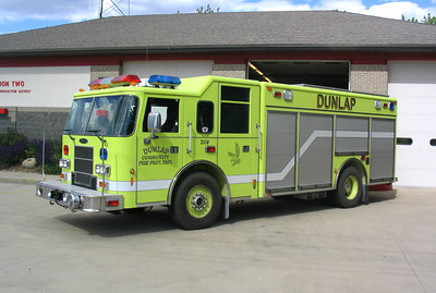 DUNLAP RESCUE 209 PIERCE