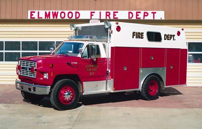 ELMWOOD SQUAD 807  FORD F700 - MARION