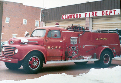 ELMWOOD ENGINE  FORD F - HOWE
