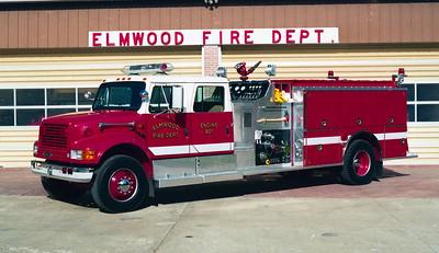 ELMWOOD ENGINE 801  IHC 4900 - PIERCE
